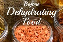 Dehydrated food