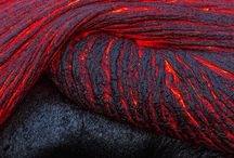 Fire and lava