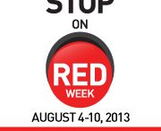 National Stop On Red Week / National Stop On Red Week takes place every year on the first week of August. Help us spread the message to always STOP on red by sharing the pins here!