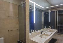 Belos banheiros / Pode ser pequeno ou grande, lavabo ou suíte, simples ou sofisticado, mas deve ser sempre charmoso.