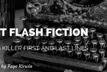 Putting the 'Flash' in Flash Fiction