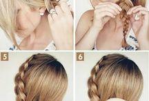Hairstyles - long hair