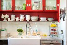Kitchen ideas / by Katya Jour