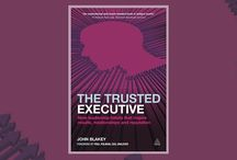 The Trusted Executive / Trusted Executive gives leaders the tools to build trust through three key pillars: ability, integrity and benevolence. Underpinning these pillars lie nine habits of trustworthiness; habits that will enable executives to deliver outstanding results, inspiring relationships and a positive contribution to society. An essential tool for leaders who want to create a positive long-term legacy.
