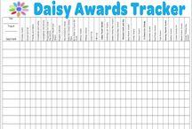 Girl Scouts Daisy Ideas