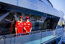 Formula Riva / Formula Riva  The most important yachting brand Teams with Scuderia Ferrari for the 2017 F1 World Championship.