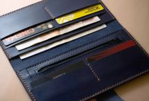 Leather accessories / Leather accessories manufactured by Prague based atelier Dejvitz