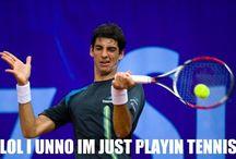 Tennis Laughs