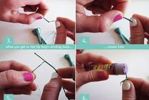 Make your own feathers