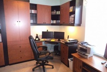 Home Office Idea's / I have a home office and I'm ALWAYS looking for better ways to improve upon my organization and function...