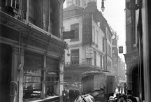 Bow Lane in times gone by