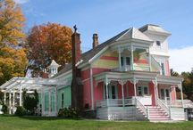 Amare Guesthouse, Chester, Vermont / renovations and updates on our Vermont vacation rental in Chester, Vermont