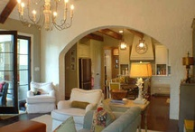 Stunning Spaces / Beautiful dining rooms, living rooms, formal rooms, kitchens, bathrooms and more / by Roxanne Camden