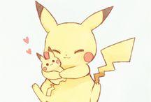 My Pikachu <3