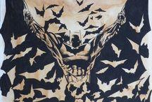 DC / Marvel / by Megan Sandstede