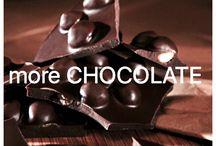 Schokoladenzitate / Wir lieben Schokolade und Schokoladenzitate