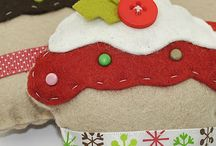 Christmas Sewing Projects / by Judy