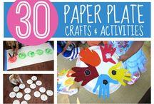 30 Paper Plate Crafts