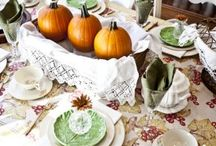 Thanksgiving Day / Food ideas for Thanksgiving table.
