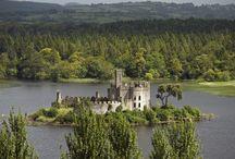 Irish lakes