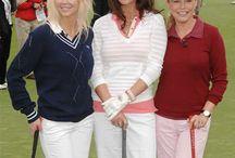 people golf / tous les peoples plus ou moins connus qui jouent au golf