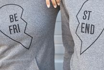 Friendship Collection / Gifts for you and your BFF need!