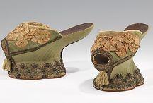 Fashion: 16th century