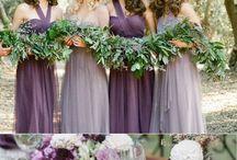 Hochzeit Inspiration: Lila / Von Blasslila bis Purpur - hier findet Ihr Ideen für Eure Traumhochzeit in Lila. Und natürlich passende Accessoires für den Bräutigam