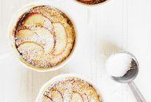 Caramel Apple self sailing pudding