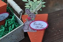 Stampin'up easter