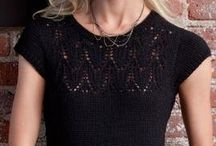 Knit & Crochet Tops / by Susan Guida