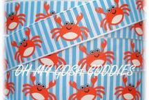 Crabtastic / by Lindsey Douglass