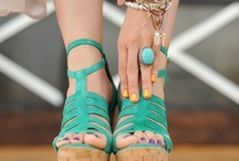 shoe.licious. / im a flip flop kind of girl who loves heels. / by Stephanie Jones