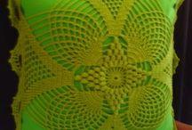 ananászos minták