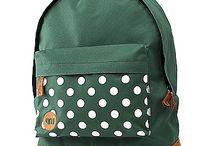 Backpack & handback