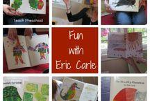 Preschool ~ Literacy / by Jill Dodds