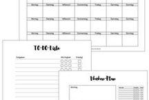 Organisieren / Planen