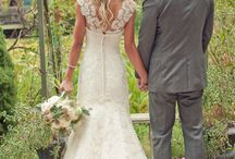 Amazing wedding dresses / Wedding gowns to drool over