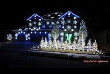 Holiday Lights video / by Nancy Maynard