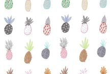 Diced Pineapples / by Jacquelyn Willis