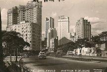 SÃO PAULO - VINTAGE PHOTOS / by jose luiz fonseca