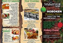 HOLIDAY PARTIES / The Holiday Season is just around the corner, and the Wicked Wolf would love to host your holiday event!