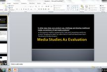 A2 Media Studies Evaluation Question 4 / How did you use media technologies in the construction and research, planning and evaluation stages?