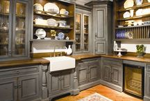 Kitchen/Laundry Rooms