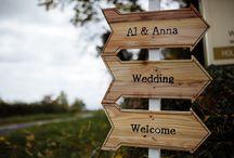 Hornington Manor / Rustic weddings at Hornington Manor, York.
