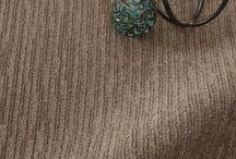 Subtle Touch / A two tone linear brushstroke carpet design.