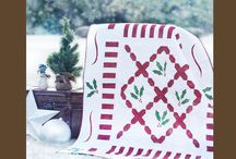 Quilts ~ Christmas