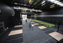 Warehouse gyms