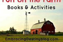 Homeschool: Farm & Farm Animals