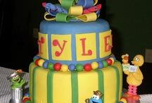 Cakes / by Kim Steele